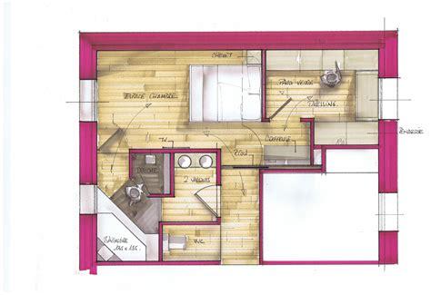plan chambre parentale avec salle de bain et dressing plan de dressing chambre trendy plan chambre avec salle