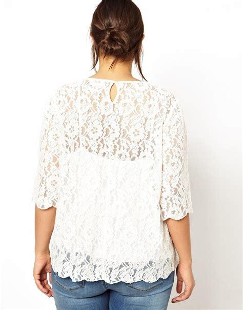 plus size lace blouse womens half sleeve blouse plus size lace blouse hollow out