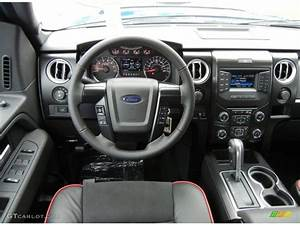 2013 Ford F150 Fx2 Supercab Fx Sport Appearance Black  Red
