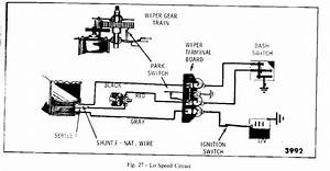 how to install 1964 pontiac windshield 2 speed wiper motor With two speed windshield wiper and washer circuit diagram for the 1960 chevrolet passenger car