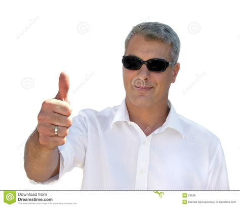 Happy Man Stock Image Image Of Young, Glasses, Model