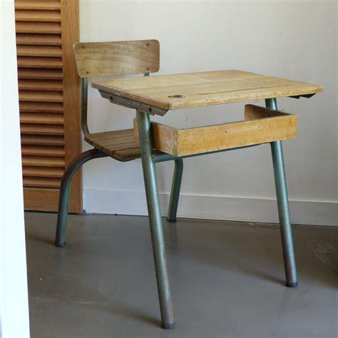 bureau écolier une place ées 60 lignedebrocante brocante en ligne chine pour vous meubles vintage et industriels objets insolites et
