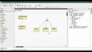 How To Generate Source Code Of Interface And Class In Star Uml