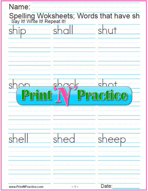 phonics worksheets practice phonograms copywork