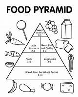 Coloring Pyramid Worksheet Grade Groups Printable Worksheets 1st Alimentare Nutrition Cooking Pdf Preschoolers Bambini Healthy Preschool Piramide Educazione Colorare Atividades sketch template