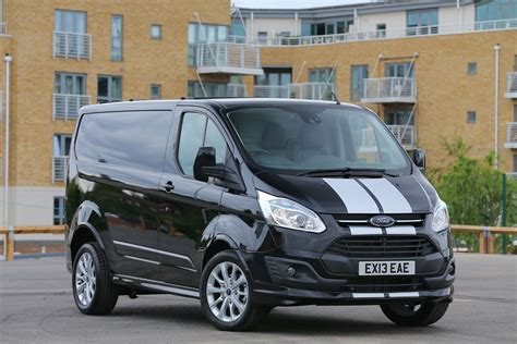 Ford Transit Custom Review Parkers
