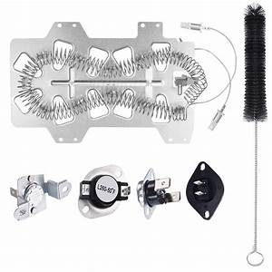 Ap4201899 Dryer Heating Element With Samsung Dc47
