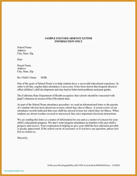 formal letter  principal