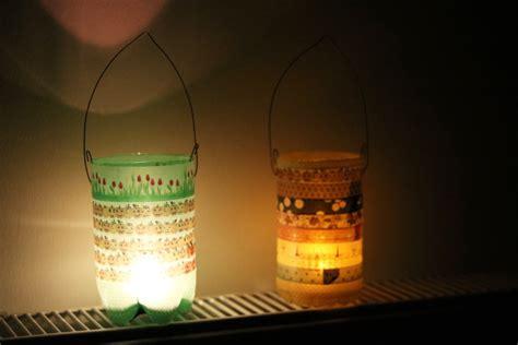 Laterne Basteln Kleinkind laterne basteln f 252 r kleinkinder aus plastikflaschen