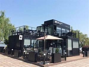 Moderne Container Häuser : die besten 25 container h user ideen auf pinterest containerhaus design containh user ~ Whattoseeinmadrid.com Haus und Dekorationen