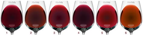learn the secrets of each wine color wine folly