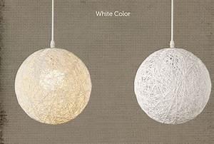 Industrial Spider Light Rattatoon Bird Nest Rattan Globe Lamp