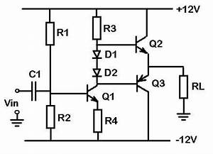 ce to push pull amplifier question all about circuits With push pull amplifier