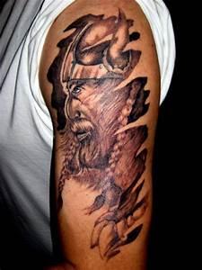 Drachen Tattoo Oberarm : tattoos zum stichwort wikinger tattoo lass deine tattoos bewerten ~ Frokenaadalensverden.com Haus und Dekorationen
