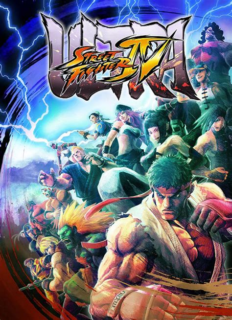 Ultra Street Fighter 4 Tfg Review Artwork Gallery