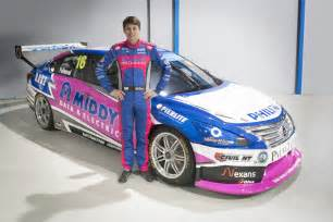 fullwood nissan ready  tackle townsville supercars