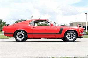 1970 FORD MUSTANG BOSS 302 FASTBACK - 185539
