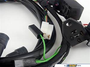 61111244421 - Genuine Bmw Wiring Harness Sector Chassi