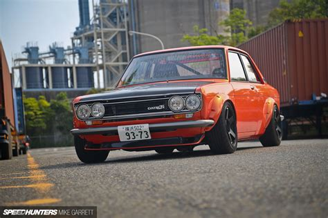 Datsun Car : Flying With Japan's Baddest Bluebird