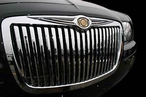 Chrysler 300 Chrome Bentley Mesh Grille Trim