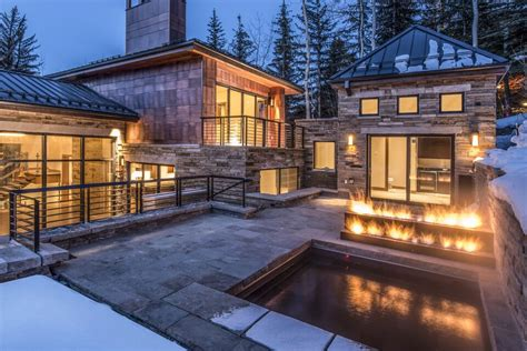 cabin rentals in colorado with tubs 9 luxury ski house rentals around the globe you need to
