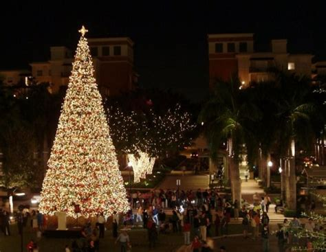 tree lighting at miami s bayfront park miami happening