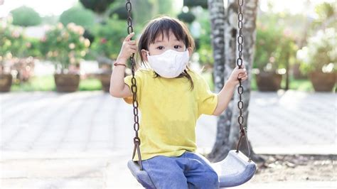 Is It Safe to Go to the Playground During the Pandemic