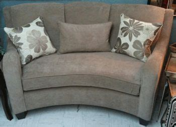 curved back loveseat best 25 curved sofa ideas on curved