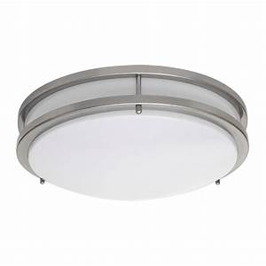 Ceiling mount outdoor led lights : Amax lighting led ceiling fixtures jr two ring