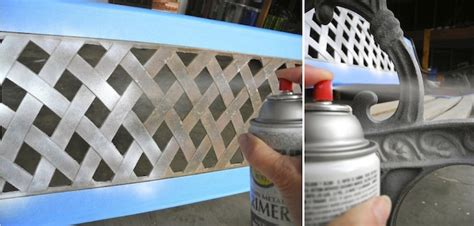 purdy paint brush weekend diy project up an park bench homejelly