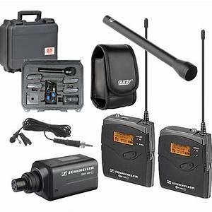 Sennheiser Ew 100 Eng G3 Wireless Basic Kit