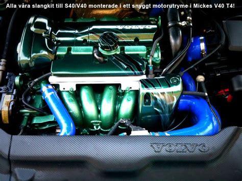 Engine Diagram 2001 Volvo S40 1 9 Turbo by Volvo S40 V40 2 0t T4 98 04 Pressure Hoses V40 S40 Volvo