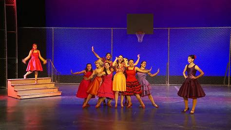 "West Side Story ""america"" Stratford Playhouse Youtube"