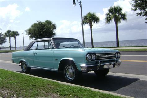 Just A Car Geek 1966 Rambler Classic Rebel