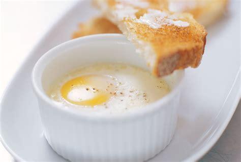 coddled eggs   school classic technique