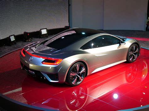 Seeking Supercar Rapture In Honda S Baroque Nsx Wired
