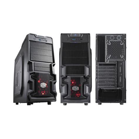 boitier pc bureau boitier gamer cooler master k380