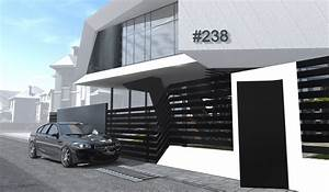 Is, House, A, Futuristic, Modern, Concept, Designed, By, Steep, Studio, U2013, Interior, Design, Design, News