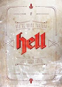 How to Create a Subtle Grunge Typographic Poster ...