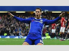 Eden Hazard Goalcom