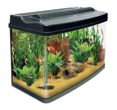 fish tank l interpet fish pod glass aquarium fish tank 120 l