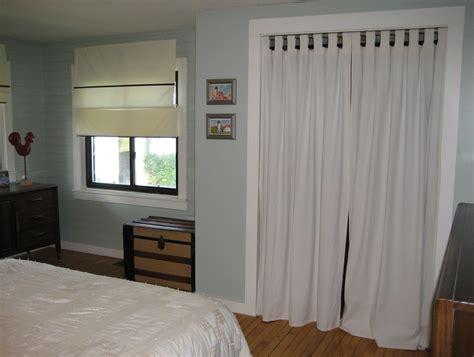 simple bamboo curtains closet doors roselawnlutheran