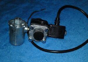pressure washer karcher hds 745 fuel pump solenoid 24v 6 472 925 0 clockwise ebay