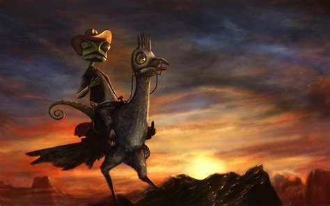 Rango Hd Wallpapers