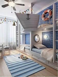 Kinderzimmer Deko Ideen : maritime kinderzimmer deko ~ Michelbontemps.com Haus und Dekorationen
