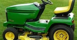 John Deere Manual Pdf  John Deere Gx325 Gx335 Gx345 Gx255 Lawn And Garden Tractor Technical