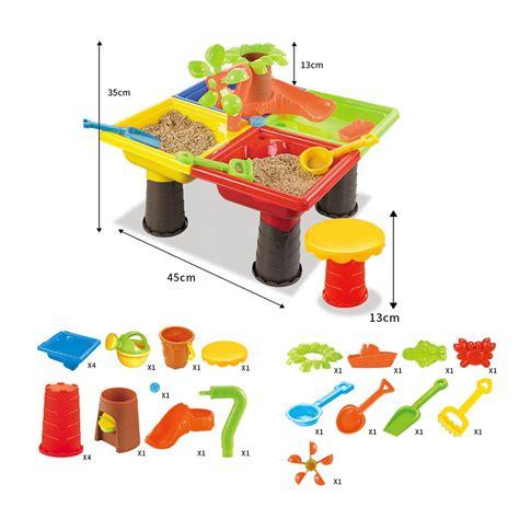 tavolini acqua e sabbia zantec tavolo da spiaggia per