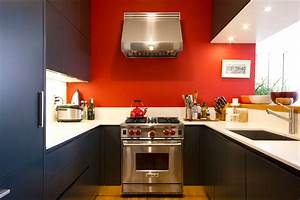 kitchen wall paint colour ideas 34 colorful kitchen With what kind of paint to use on kitchen cabinets for art collage wall