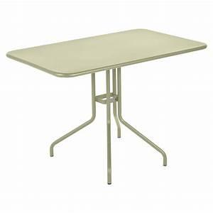 Tisch 110 X 70 : tisch p tale 110 x 70 esstisch aus metall restaurantm bel ~ Bigdaddyawards.com Haus und Dekorationen