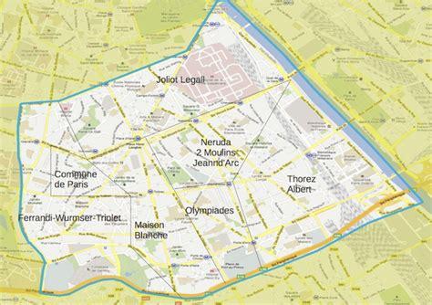 dans le quartier chinois photo de 13ème arrondissement le 13eme un arrondissement à part guide du voyage